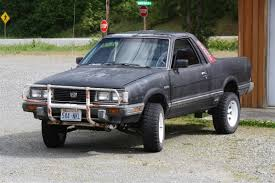 subaru brat custom what is your second car page 5 tacoma world
