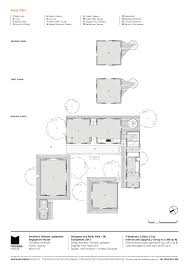 modern house angophora house by richard leplastrier pdf floorplan