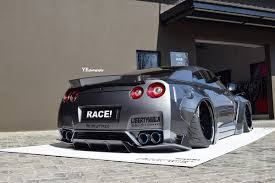 nissan gtr body kits australia first liberty walk gt r arrived in south africa
