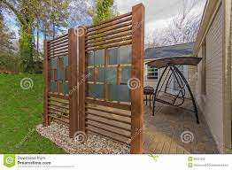 Backyard Privacy Fence Ideas Outstanding Confortable Patio Privacy Fence For Diy Home Interior