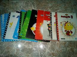 livros escolares usados baratos para venda
