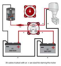 marine battery switch wiring diagram gooddy org