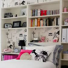 Colours Pink Butterflies Light Shade Storage Drawers Drawers - Clever storage ideas bedroom