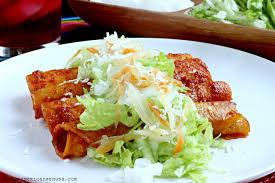 imagenes enchiladas rojas una mexicana en usa enchiladas rojas de pollo