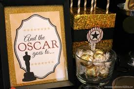 oscar party ideas oscar party ideas free printables munchkins
