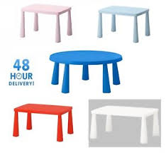tavolo ikea mammut ikea mammut children s table plastic toddlers furniture