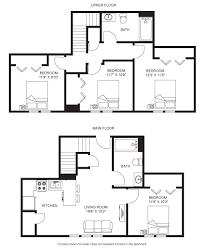 625 langdon 4 bedroom townhouse single steve brown apartments