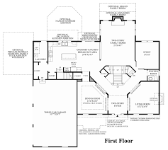 Foyer Plans Greenville Overlook The Duke Home Design