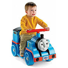 Amazon Power Wheels Thomas Friends Thomas Tank Engine