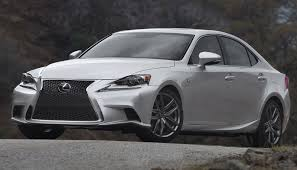 lexus sports car 2 door a visual comparison between the 2017 lexus is and its predecessor