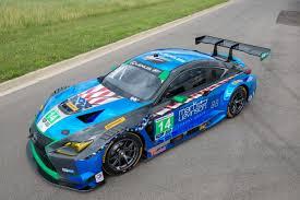 lexus sports car racing 3gt racing unveils patriotic livery for next race 3gt racing