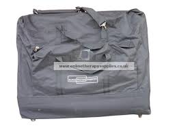 massage table carry bag table carry case with wheels