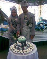 wedding cake medan jujucupcakes march 2011