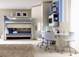 Childrens Bedroom Bed Wardrobe Desk IDFdesign - Bedroom furniture solutions