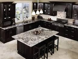 kitchen colors with dark cabinets lovable kitchen ideas dark cabinets best home design trend 2017