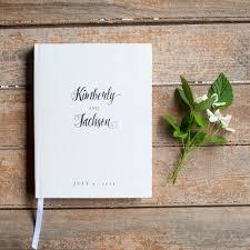 wedding registry book guest book wedding guest book wedding guestbook custom guest book