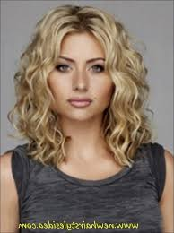 hairstyles with perms for middle age women haircuts for medium length curly hair the form of your face must