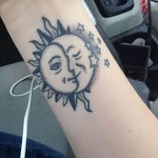 memorable sun sun wrist on tattoochief com