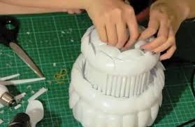teks prosedur membuat kerajinan lu hias kreasi lu hias sendok plastikkreasi dan kerajinan