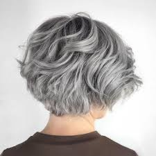 highlights to hide white hair best 25 short gray hair ideas on pinterest grey pixie hair