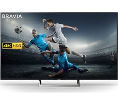 visit sony s kitchen for buy sony bravia kd49xe8396 49 smart 4k ultra hd hdr led tv free