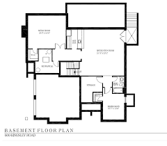 floor plans for basements flooring options for a basement