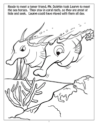 coloring books personalized underwater exploration coloring book