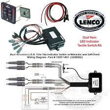 diagrams lenco trim tab wiring diagram u2013 lenco waterproof trim