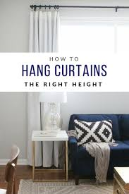 hanging curtains from ceiling coffee tables how to hang curtains from the ceiling without