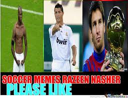 Soccer Memes - soccer memes title by razeen123 meme center