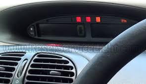 Reset Airbag Light Reset Air Bag Lamp Citroen Xsara Picasso U2013 Reset Service Light