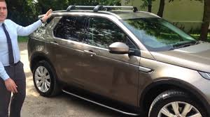 land rover discovery sport hse luxury 7 seat 9 speed automatic for