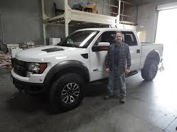 Ford Raptor Leveling Kit - g