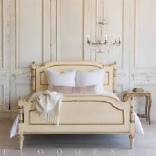 french country style vintage bed 1940 kathy kuo home