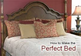 bed making bed making tutorial how to make a perfect bed and add style to