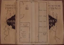marauder u0027s map 3rd floor by nixemus on deviantart