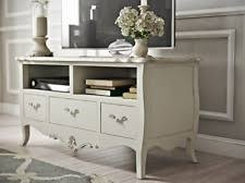 french country shabby chic tv corner unit cabinet stand table