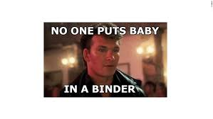 Binders Full Of Women Meme - social world thumbs through binders full of women cnn