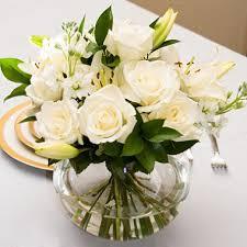 sams club wedding flowers centerpiece white 6 pc sam s club
