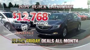 car dealers black friday deals black friday deals all month 2015 buick lacrosse dave arbogast