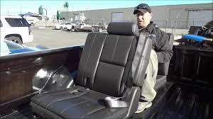 Seating Option Blazer Seat Option Youtube