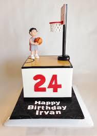 basketball cake topper basketball cake sports cake fondant floor wood custom