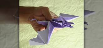 Origami Snake - how to fold a complex origami snake 皓 origami wonderhowto