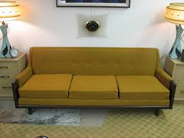 living room mid century modern sectional sofa modernism