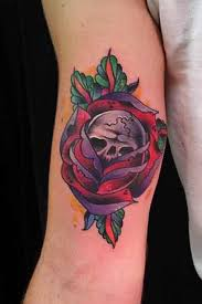 148 best collection of stunning rose tattoos images on pinterest