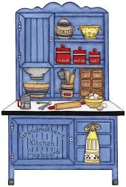 clipart kitchen cupboard collection