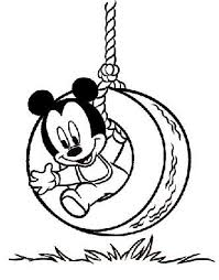 baby mickey mouse coloring pages 16 best cute pics images on pinterest baby disney disney