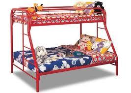 Metal Bunk Bed Frame Twin Over Full Metal Bunk Bed Kids U0027 Bunk Beds