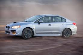 subaru wrx stock turbo 2015 subaru wrx first test motor trend
