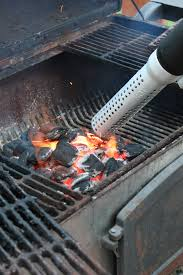Outdoor Grill Light How To Light A Charcoal Grill Fast Erin Spain
